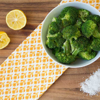 Steamed Broccoli for Broccoli Haters