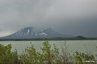 Photo: Dezadeash Lake