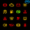 DASHBOARD WARNIGNE LIGHTS OBD RTO icon