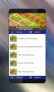 Tips Of Big Farm - Mobile Harvest - náhled