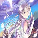 RE:Zero Emilia-Tan HD 1920x1080
