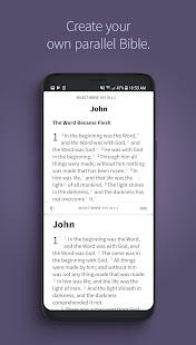 經典聖經  KJV和NIV聖經,沒有廣告