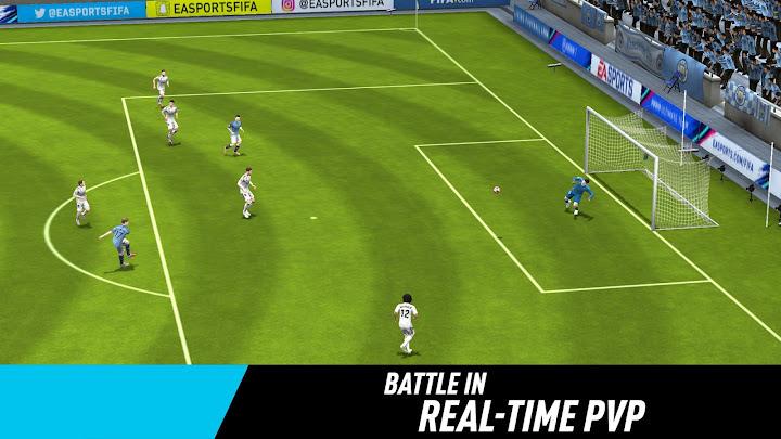 FIFA Soccer Android App Screenshot
