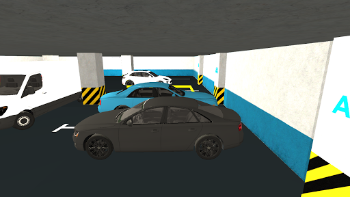 Realistic Car Parking screenshot 2