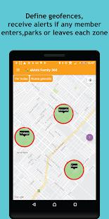 Rodičovský detektor GPS Tracker Child - Chat - náhled