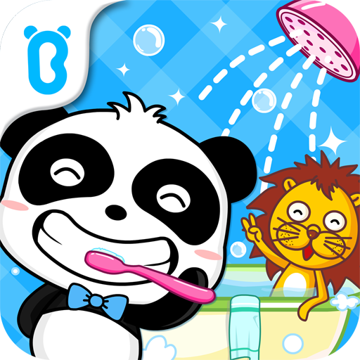 Healthy Little Baby Panda