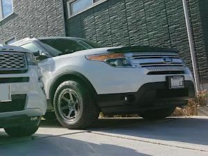 エクスプローラー 1FMHK8 2013y model XLT4WDのカスタム事例画像 ken_bow ヶんさんの2019年12月01日23:53の投稿