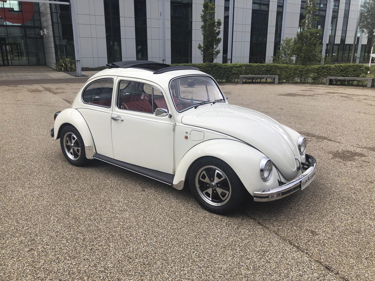Volkswagen Beetle Hire Airdrie