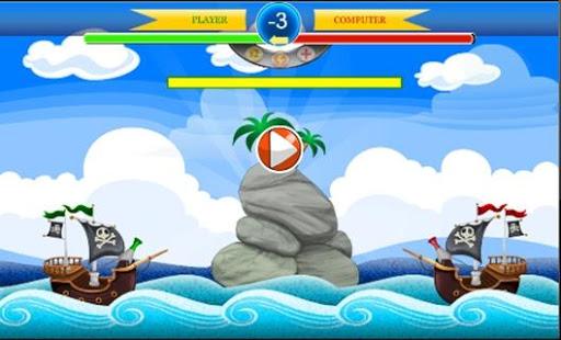 ยิงเรือโจรสลัด Pirate Battle