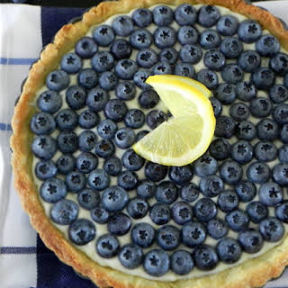 Blueberry Cream Cheese Tarts Recipes.