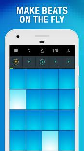 drum pads beat maker go apps on google play. Black Bedroom Furniture Sets. Home Design Ideas