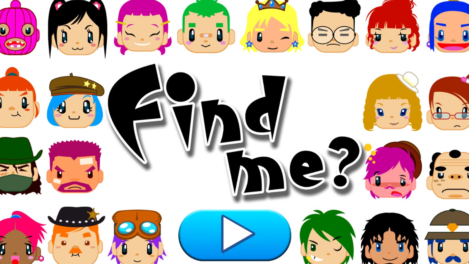 Preschool Kids Where am I?- screenshot
