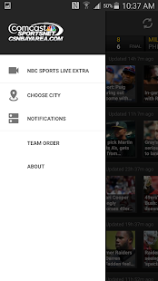 CSN Local Sports - screenshot thumbnail
