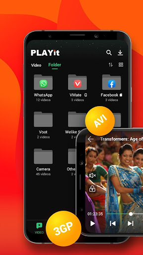 PLAYit - A New Video Player & Music Player 1