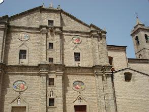 Photo: La cathédrale deTempio