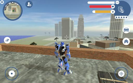Supercar Robot for PC