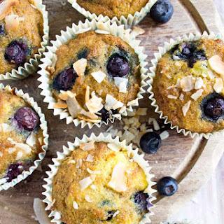 Coconut Blueberry Muffins Recipe