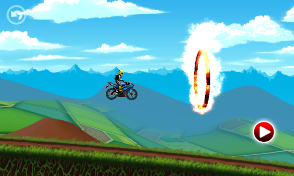Zabava Kid Racing - Motocross APK screenshot thumbnail 4