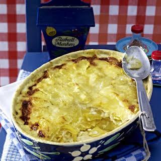 Dauphinoise Potatoes.