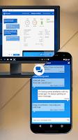 Screenshot of TeamViewer QuickSupport