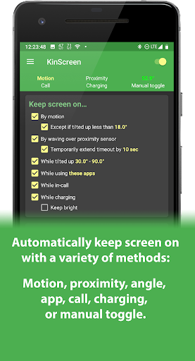 KinScreen screenshot 2