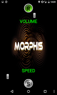 Morphis Pro - náhled