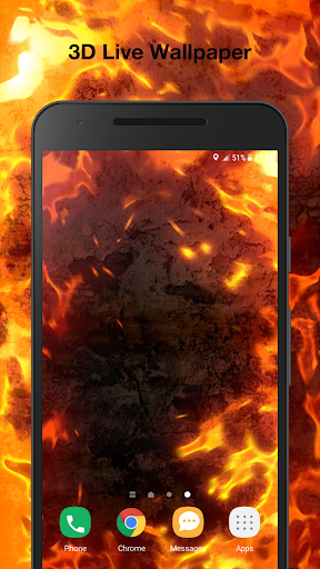 Download Fire Edges Live Wallpaper Free For Android Fire Edges