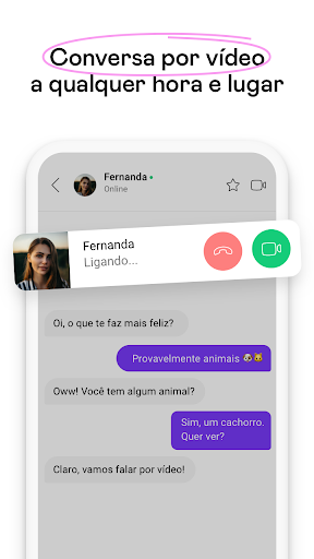 Badoo — Relacionamentos, bate-papo e encontros Screen Shot