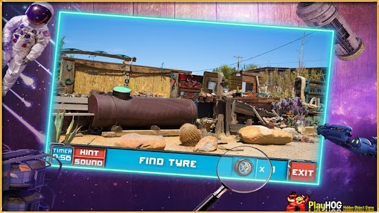 New Free Hidden Objects Games Free New Full Space- screenshot thumbnail