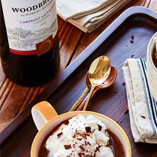 Woodbridge Cabernet Sauvignon Hot Chocolate