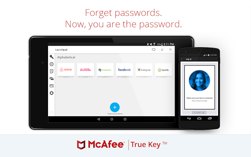 True Key™ by McAfee screenshot 6