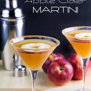 Apple Cider Martini Recipes.