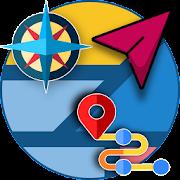 GPS Route Finder -  Maps, Navigation & Direction
