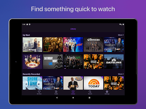 Channels: Whole Home DVR screenshots 11