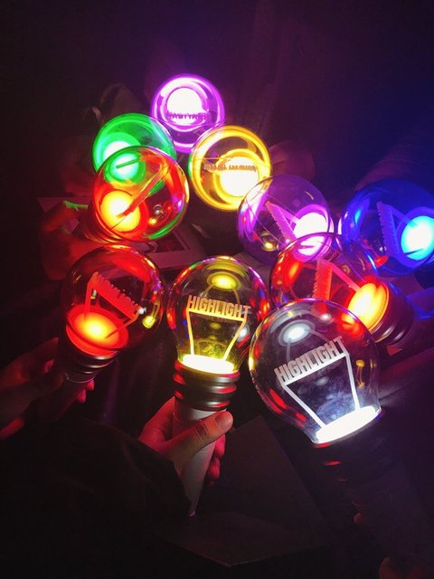 highlight lightstick