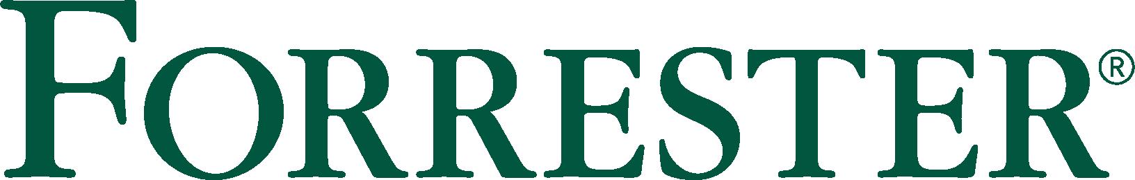 Forrester Green Logo PNG
