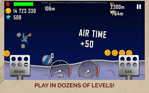 Hill Climb Racing  screenshots 9