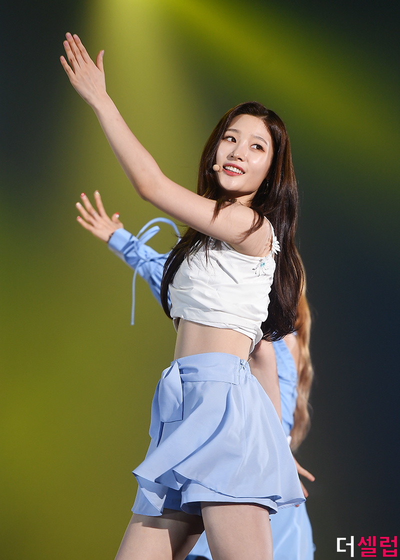 jung chaeyeon 2019 kworld festa 11