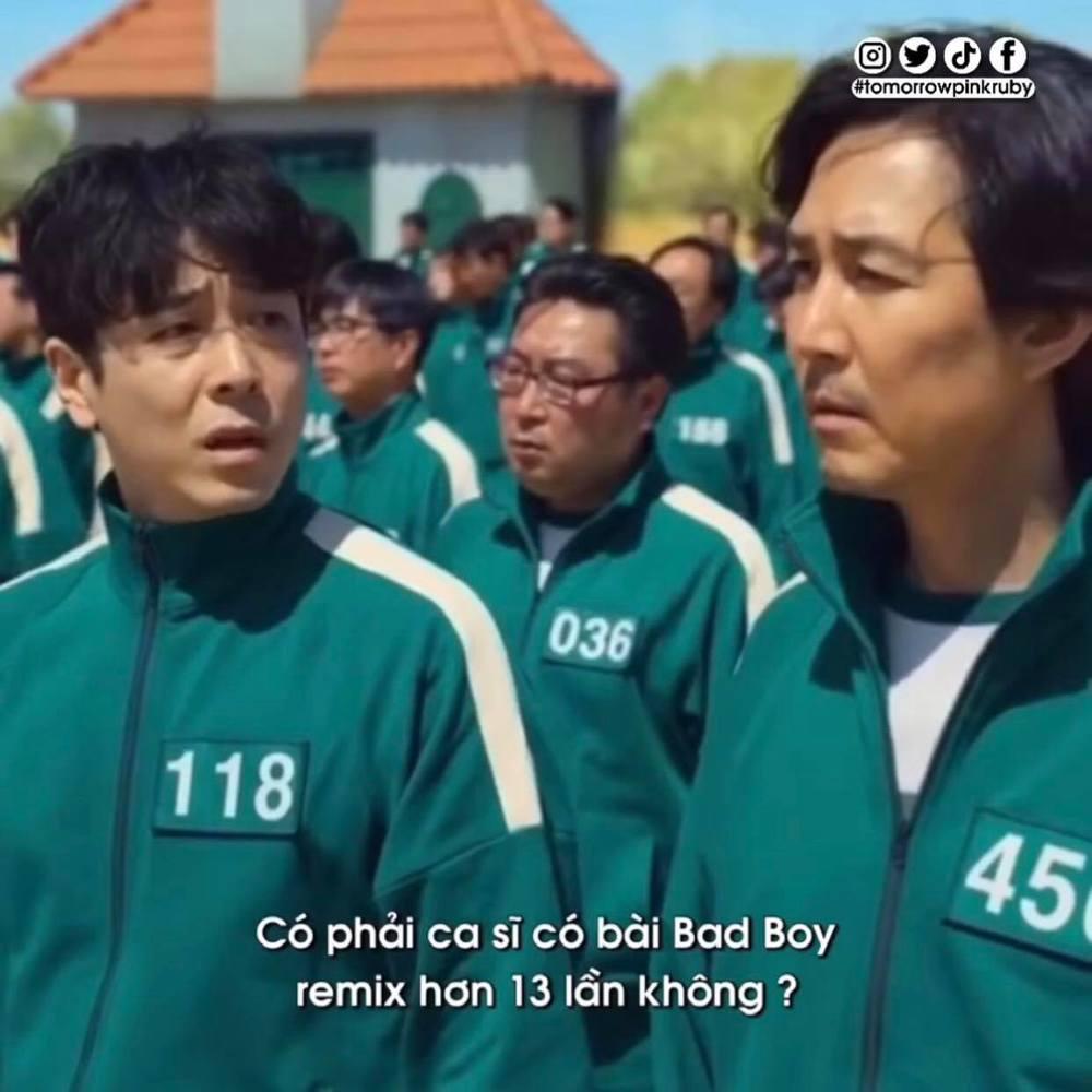 Khán giả có phần ngơ ngác khi lần đầu thấy Đông Nhi biểu diễn tại Squid Game. (Ảnh: Chụp màn hình) - Tin sao Viet - Tin tuc sao Viet - Scandal sao Viet - Tin tuc cua Sao - Tin cua Sao