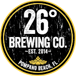Logo for 26 Degrees Brewing Co.