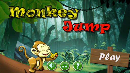 Super Monkey Hero in Jungle