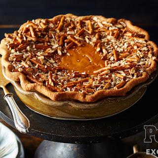 Sam Mason's Pumpkin Pretzel Pie