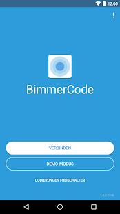 BimmerCode für BMW und Mini Screenshot