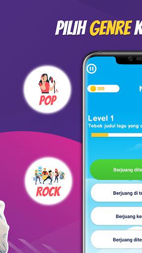 Tebak Lagu Indonesia 2020 Offline modavailable screenshots 3