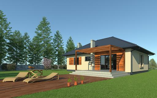 projekt Dom gotowy MP1-G