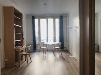 Studio meublé 28,15 m2