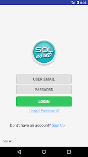 SQLAsset - náhled