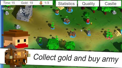 My Tactic Time RTS 1.75 APK MOD screenshots 2