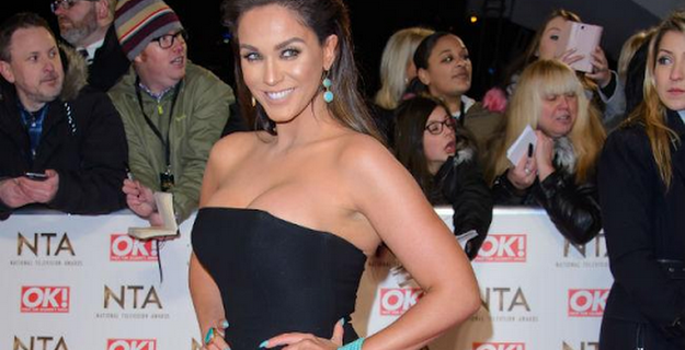 Vicky Pattison is engaged
