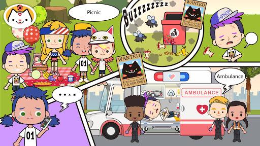 Miga Town: My Hospital 1.5 Mod screenshots 1